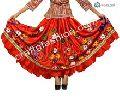 Embroidered Navratri Skirt