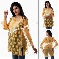 Georgette Chikan Embroidered Tunics