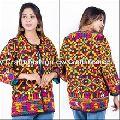 Gujarati cotton handmade jacket