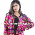 Hand Embroidered Koti Jacket