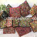 Original Kutchi Handwork Cushion Covers
