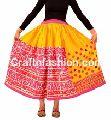 Rabari embroidery banjara skirt