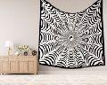 Yin Yang Spiral Handmade Decor Tapestry