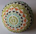 Ethnic Round cushion cover