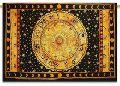 Handmade Hippy Bohemian Zodiac Astrology Wall Hanging