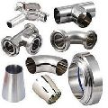 ERW Stainless Steel Pipe Fittings