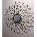 Sun Style Wall Hanging Iron Make Mirror