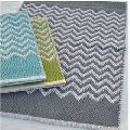 Zig Zag Stripes door floor mat