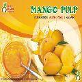 Natural Totapuri Mango Pulp