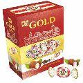 HUGS GOLD TWIST CENTER FILLED CHOCOLATE