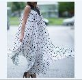 Women Long Polka Dot Extravagant maxi