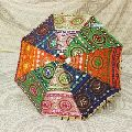 Hand Embroidered Parasol Lace Umbrella