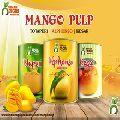Tin Kesar Mango Pulp