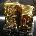 Suisse Gold Bars