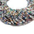 Multi color handmade loose stone beads
