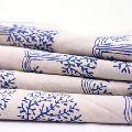 anganeri print boho craft fabric