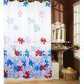Long length shower curtain