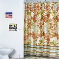 Shower curtain for kids