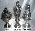 Decorative Silver Plated Lamp