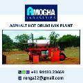 asphalt mix plant