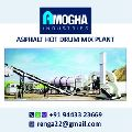Drum type Asphalt Mixing Plant