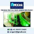 Mobile Asphalt Road Machinery