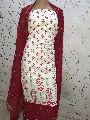Cotton Block Print Dress Material
