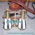 Brass Binocular Monocular