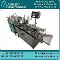 Ampoule Vial Labeling Machine