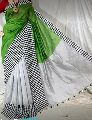 Handloom Soft Cotton Silk Saree