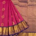 Kora Attached Border Sarees