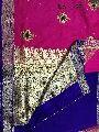 Nylon Karishma Embroidered Sarees