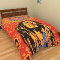 1 Bed sheet and 2 matching pillow cover