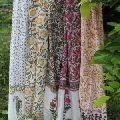 Ethnic Pom Pom Cotton Women Summer Stole