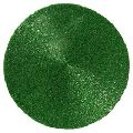 Green Color place mats beaded