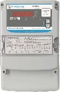 3 phase Postpaid energy meter CT operated with Inbuilt GPRS