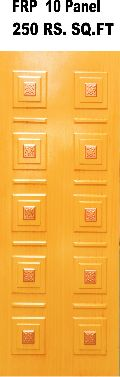 Lamination FRP Door
