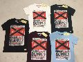 Discharge Print T- Shirt