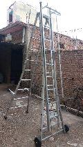 Aluminium Self Support Extension Ladder