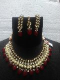 ac kundan neckless set