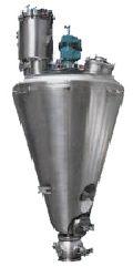 Conical vacuum dryers