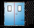 Fire Rated Metal Doors