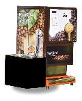 Live Tea Vending Machine