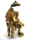 Shirdi Sai Baba Brass Statue