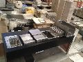 Stainless Steel Drop in Ice Bin