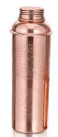 Copper Embossed Bottle