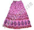 Jaipuri Printed Cotton Gopi Skirt