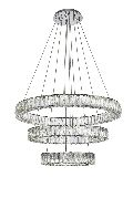 Modern Crystal Chandelier LED Pendant Light China