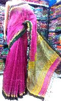 Khadi Ghicha Saree, Handloom Saree