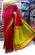 Silk Cotton DHANSREE Saree, Handloom Saree